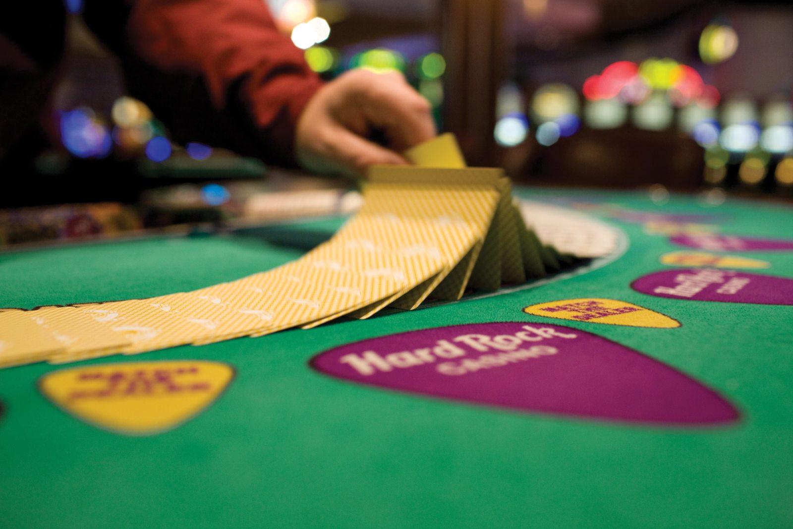 Игра в казино джек